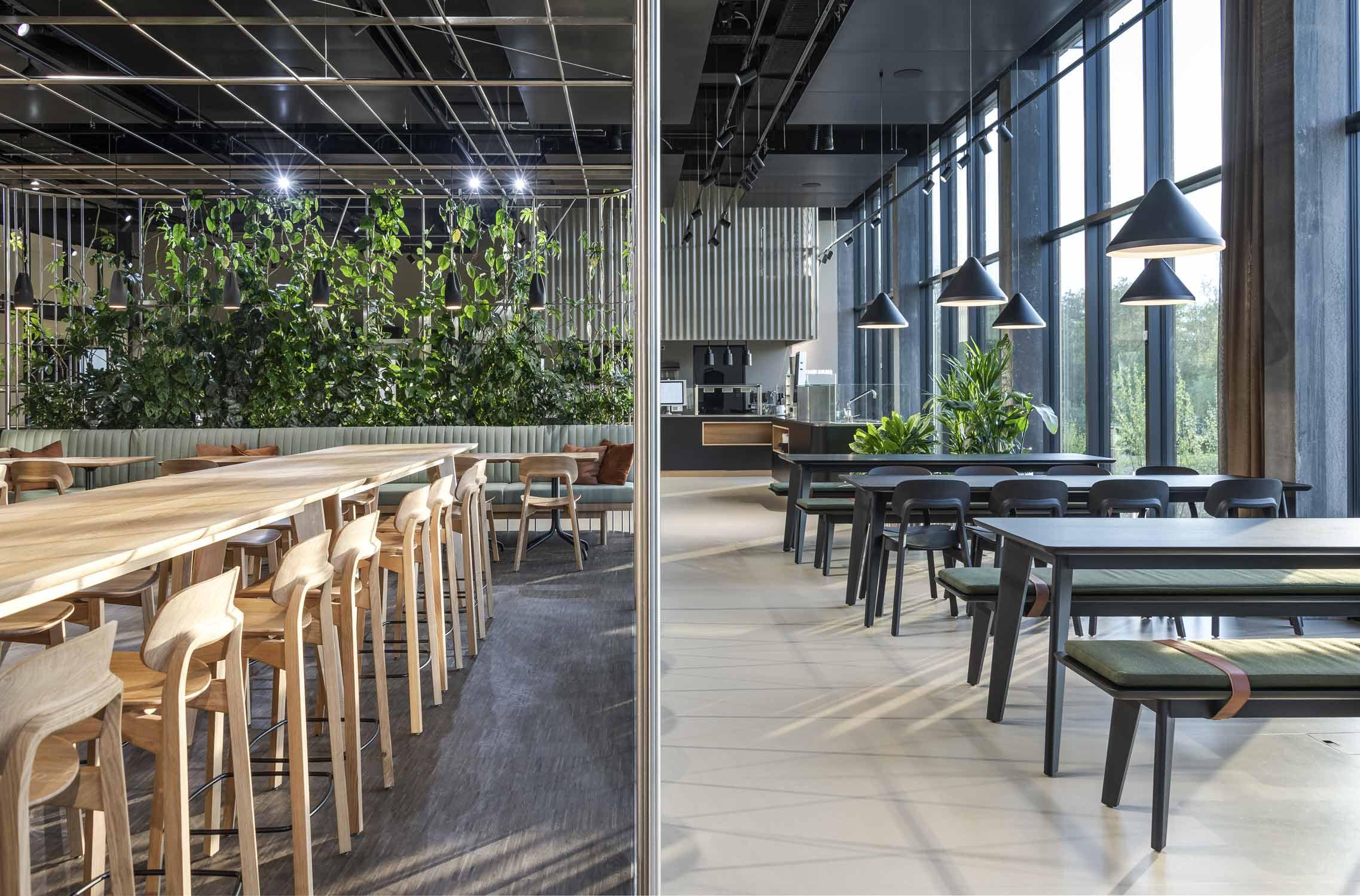 OYM Innenaufnahme Restaurant Architekturfotografie Regine Giesecke