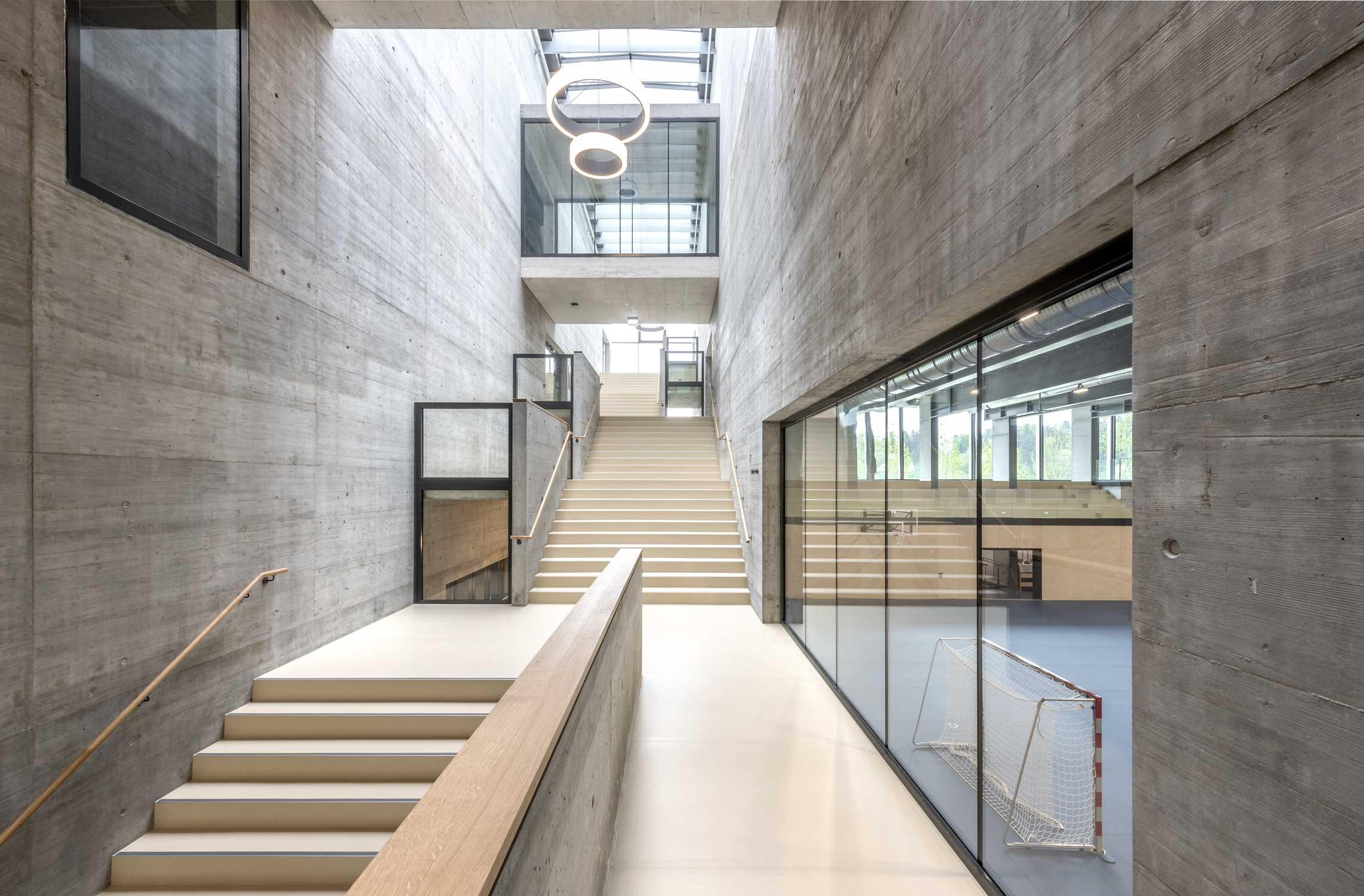 OYM Treppenhaus Architekturfotografie Regine Giesecke